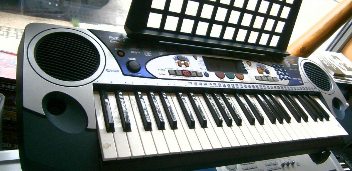 Yamaha Psr Mixer